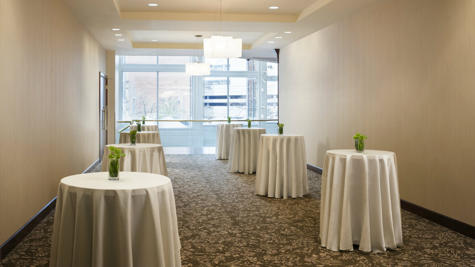 Pennsylvania Ballroom Prefunction - The Westin Convention Center-Pittsburgh
