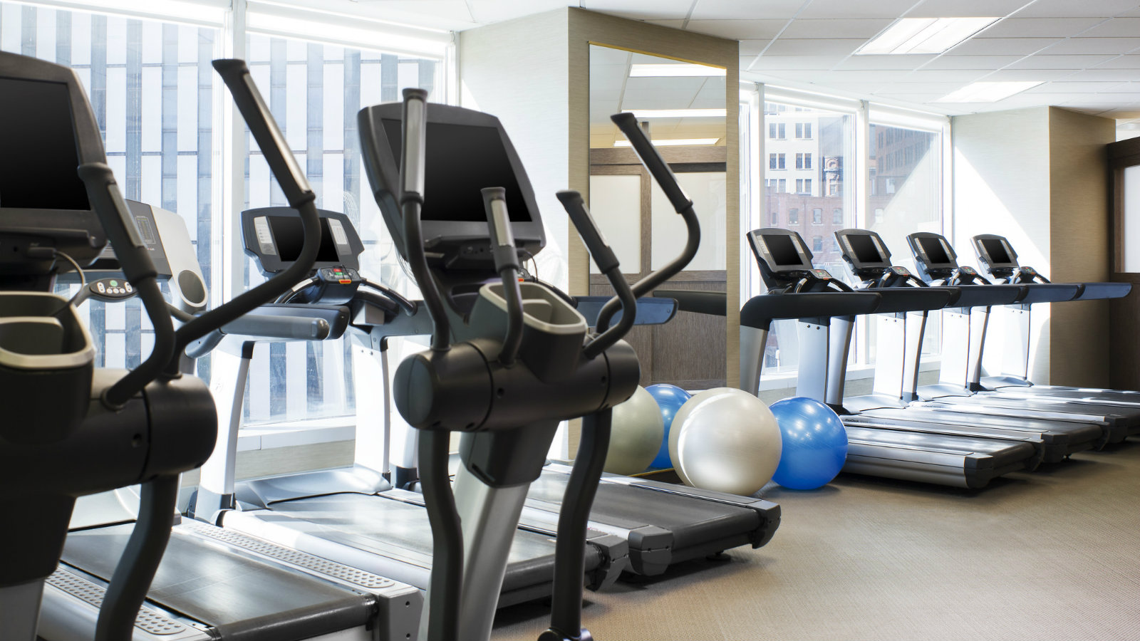 Fitness Studio | The Westin Convention Center Hotel