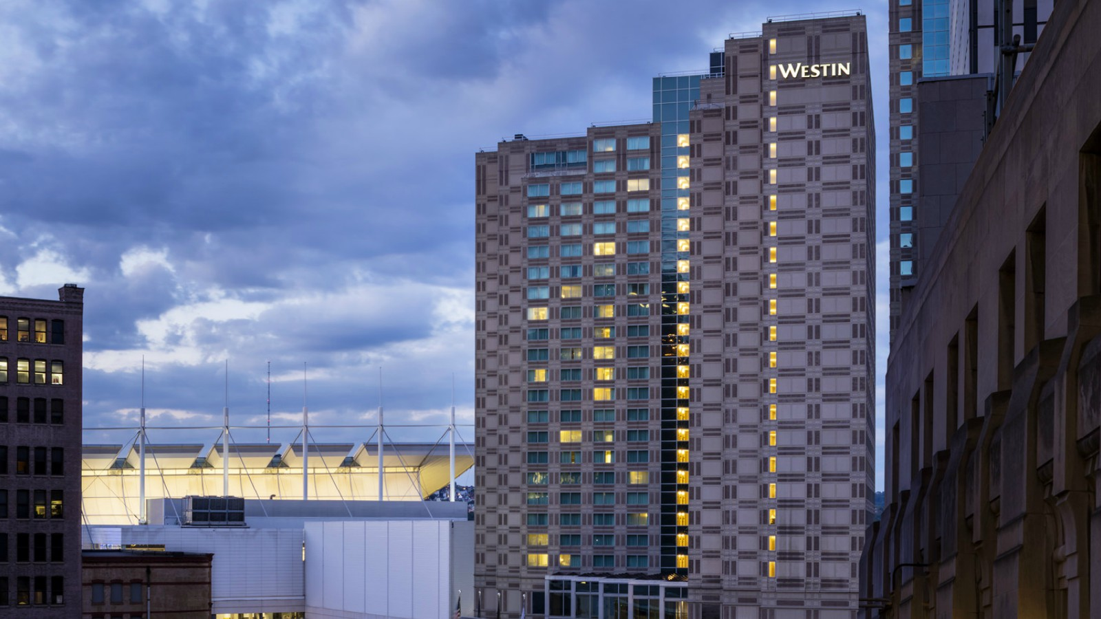 Hotel Features | The Westin Convention Center Hotel